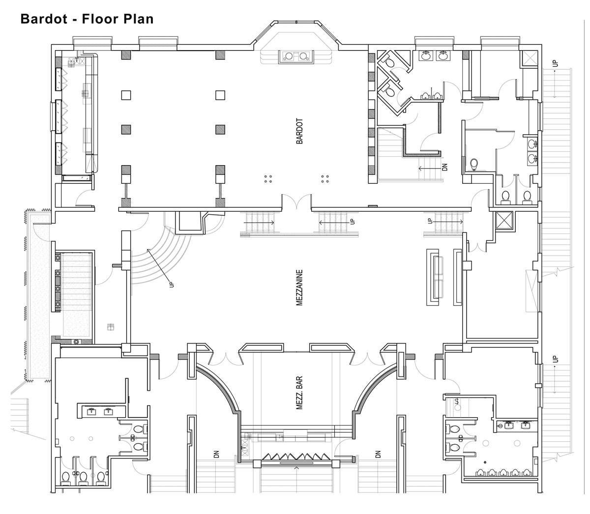 Nightclub floor plan design joy studio design gallery for Blueprints and plans for hvac pdf